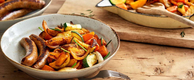 Unox introduceert nieuwe chipolataworstjes met groenten