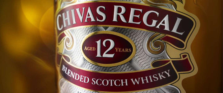 Je eigen blended whisky maken in The Blend van Chivas Regal