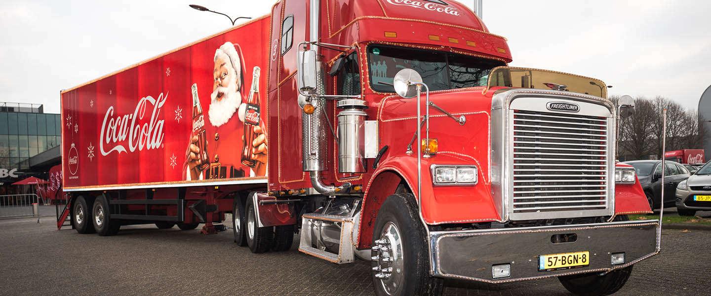 Coca-Cola zet alle kersthelden weer in de schijnwerpers