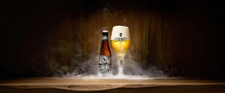 Brouwerij De Hoorn introduceert limited edition Cornet Smoked