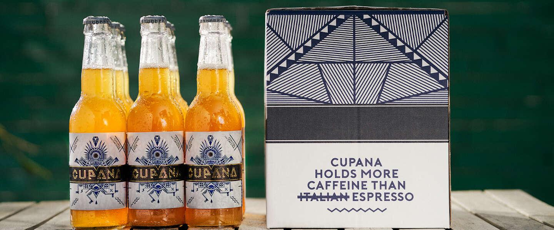 Oprichters festival Thuishaven stappen met cafeïnebier Cupana in biermarkt