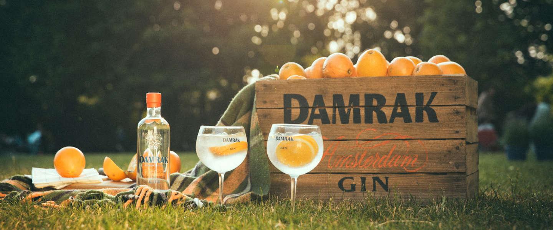 Lucas Bols lanceert alcoholvrije gin Damrak Virgin 0.0