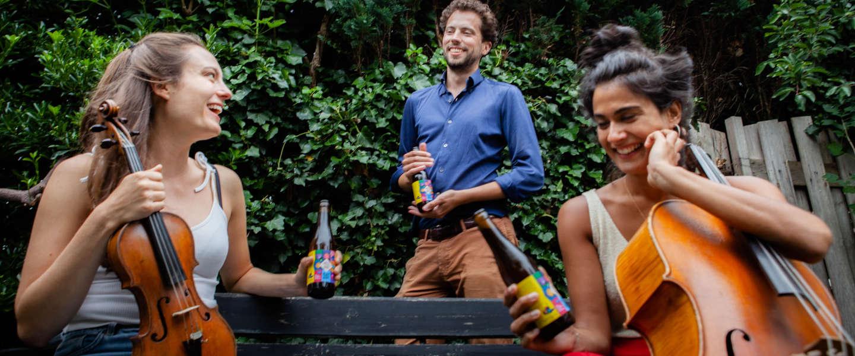 Bier gelanceerd ter ondersteuning freelance musici