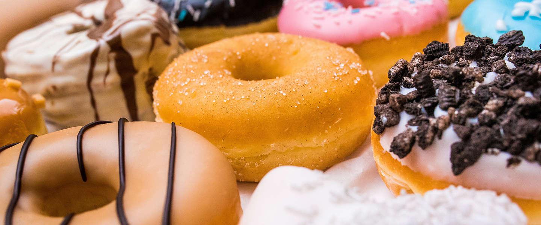 Grootste vestiging van Dunkin' Donuts in Nederland opent in Den Haag