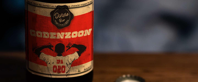 Divisie Bier brouwt bier voor de voetballiefhebber