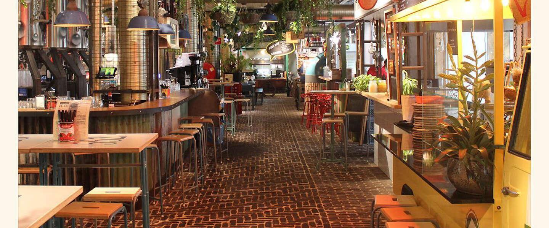 In het voorjaar van 2021 krijgt Tilburg dan eindelijk een foodhall