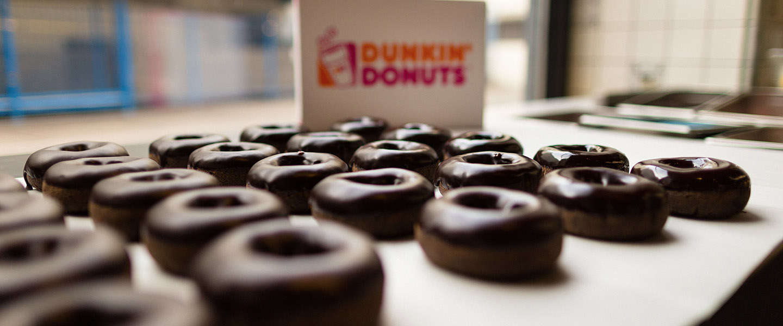 Dunkin' Donuts ook te bestellen via UberEATS