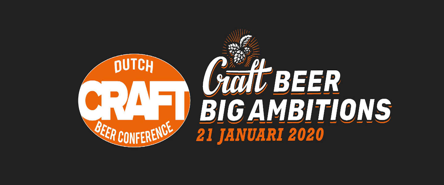 'Big ambitions' thema Dutch Craft Beer Conference 2020