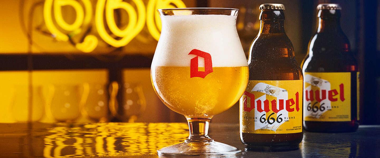Duvel introduceert blond speciaalbier Duvel 6,66% in Nederland