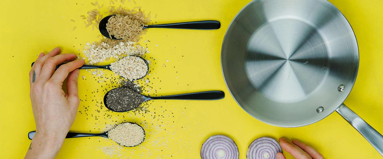 Jumbo inspireert op Pinterest met 'Wat Eten We?'