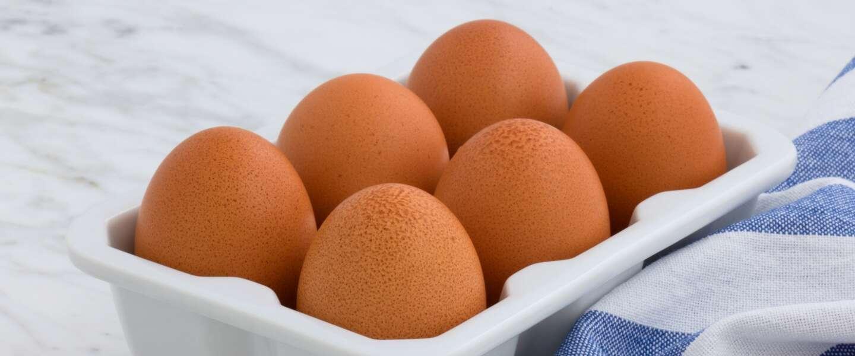 Het is volgens voedingsdeskundigen geen probleem om dagelijks eieren te eten