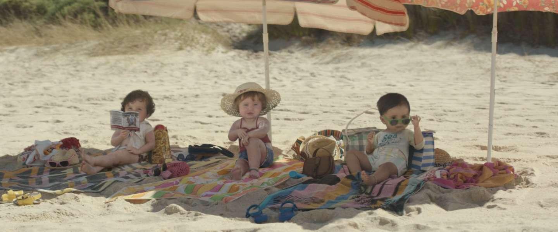 Evian maakt vervolg op reclame met dansende baby's