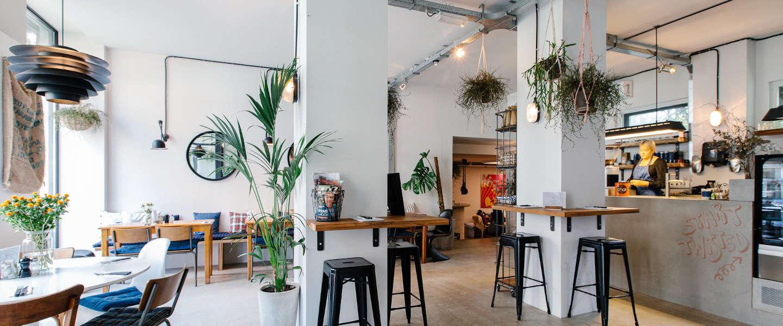 Hele dag door ontbijten bij nieuwe hotspot in Amsterdam