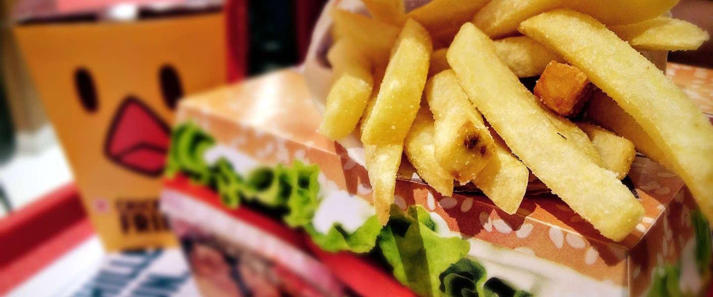 Nederland wordt overspoeld door Amerikaanse foodketens