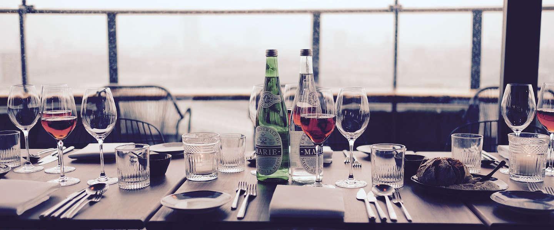 Nieuwe Michelin-gids met culinaire hoofdsteden van Europa