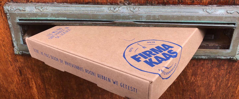 De firma kaas: verse kaas direct van de boer zo op je deurmat