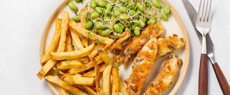 Met de recepten van Crisp tover je in een handomdraai heerlijke gerechten op tafel