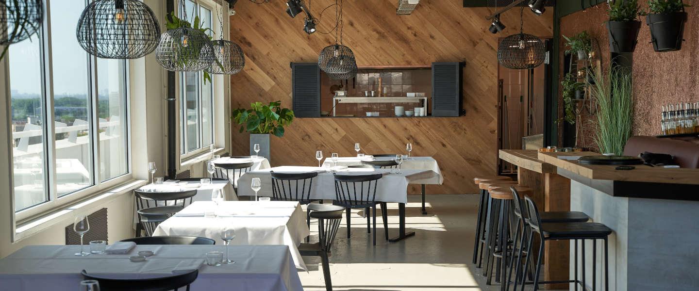 Fontein in Rotterdam breidt uit met pop-up rooftop restaurant