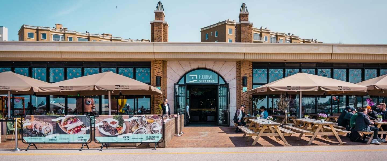 Foodhall Scheveningen mag na de lockdowns eindelijk op volle toeren draaien