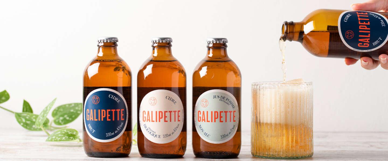 De smaakvolle ciders van het Franse Galipette zijn nu in Nederland te koop