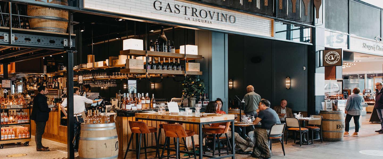 Gastrovino: La Liguria heeft de eerste Wine Drive-thru van Nederland