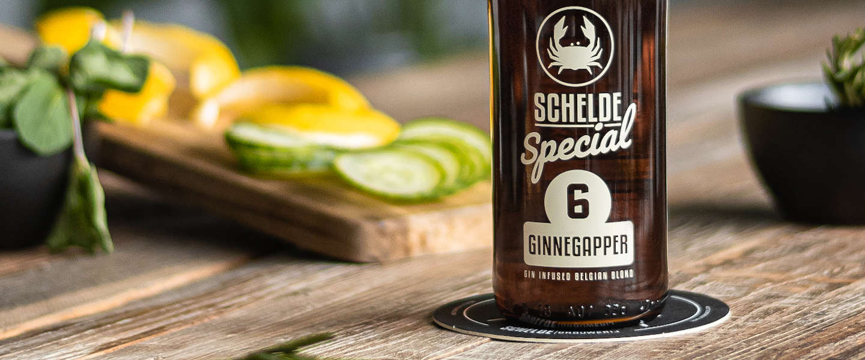 Scheldebrouwerij brouwt limited edition Belgisch blond met gin