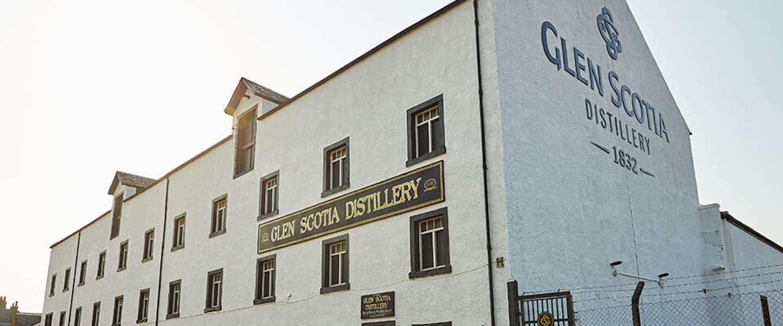 De bijna vergeten Schotse distilleerderij Glen Scotia