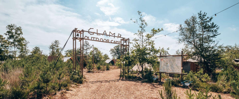 Staycation in Nederland: glamping met een festival vibe op unieke plekken