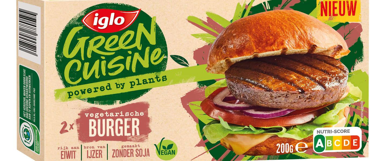 Iglo introduceert nieuwe vega(n) diepvriesproducten
