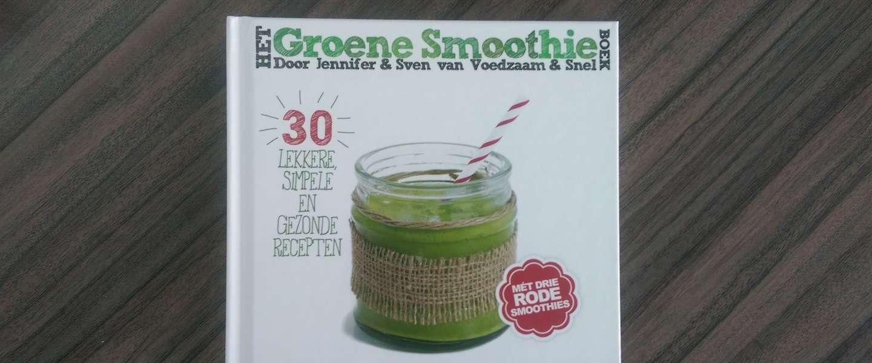 Begin de dag met het Groene Smoothie Boek