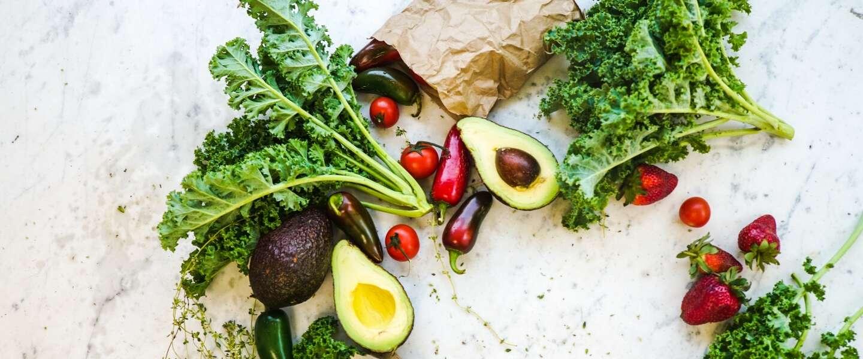 Huishoudens kopen 4% meer verse groenten en fruit in eerste helft 2021