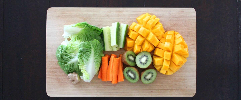 Kinderen eten meer groente en fruit door vaste groente- en fruitdagen op school