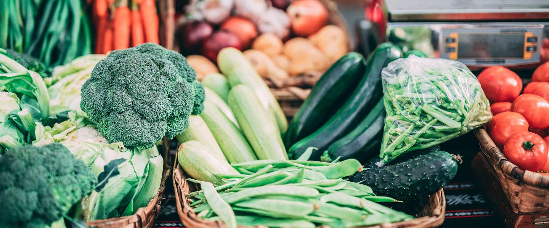 Nieuwe folie verlengt houdbaarheid groenten en fruit