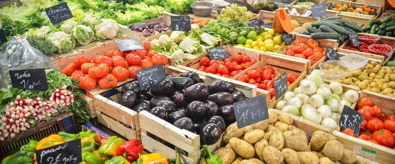 Vleeswaren met groente en tot 65% minder vet?