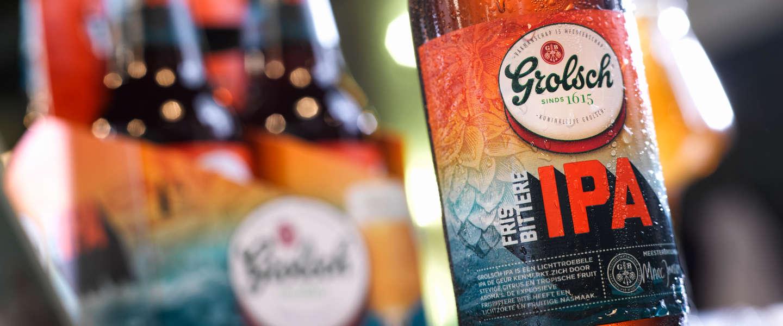 Grolsch introduceert nieuwe IPA en alcoholvrije Radler