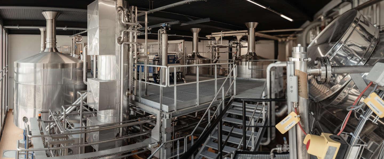 Gulpener neemt duurzaamste brouwhuis van Europa in gebruik