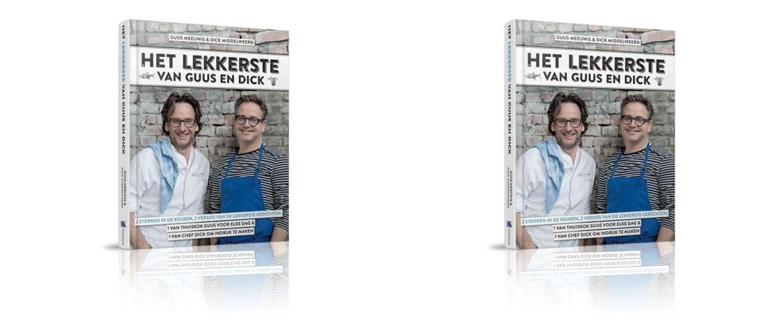 Guus Meeuwis gaat kookboek uitbrengen