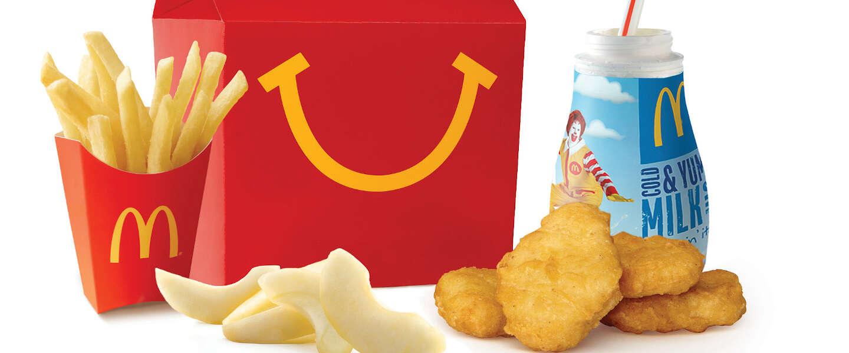 McDonald's kondigt wereldwijde uitrol nieuwe verpakkingen aan