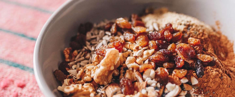 Ontbijten met havermout: inspiratie voor toppings