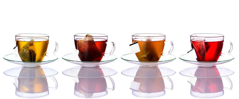 Je dagelijkse dosis happiness met een kopje thee