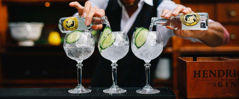De Nationale Komkommerspelen komen dankzij Hendrick's Gin naar Amsterdam