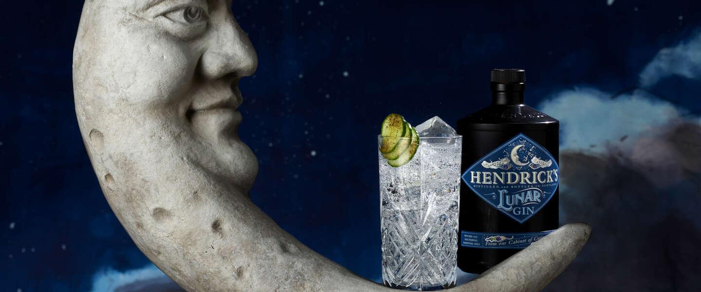 Hendrick's nieuwe Lunar Gin is een ode aan de donkerte van middernacht