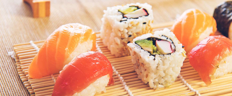 Dit is de beste manier om sushi te eten