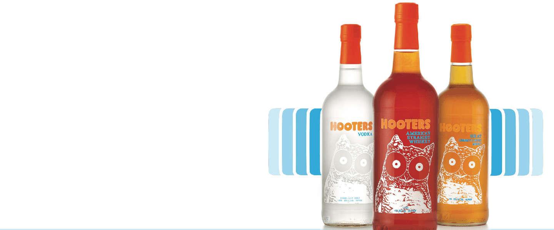 Hooters brengt eigen dranklijn op de markt