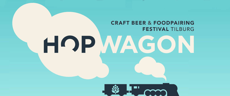 Hopwagon is een geweldig Tilburgs craft beer & food pairing festival