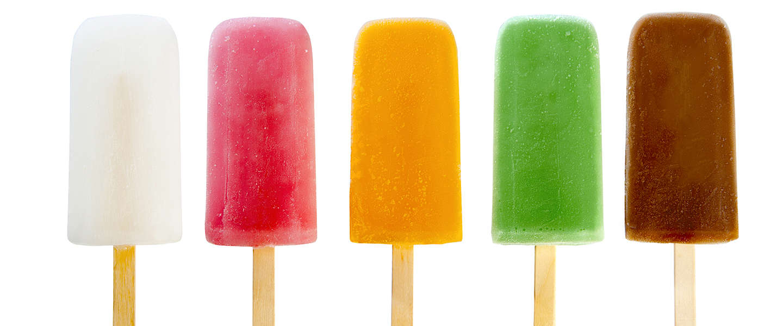 Drie makkelijke en lekkere ijsjes om zelf te maken!