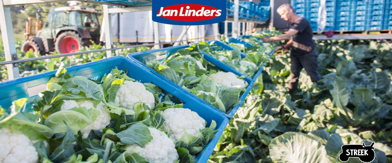Jan Linders legt meer streekproducten in de supermarkt