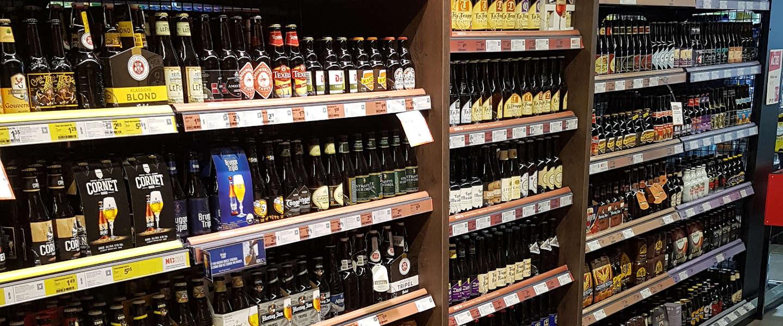 Check bier bij Jan Linders direct in Untappd via QR-code