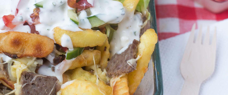 Guilty Pleasure: Kapsalon van De Kebabzaak