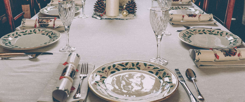 Handige tips ter voorbereiding op het kerstdiner